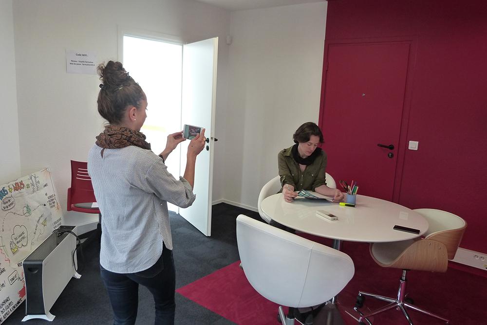 formation vidéo avec Tatiana