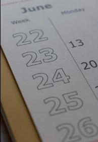 calendrier social media