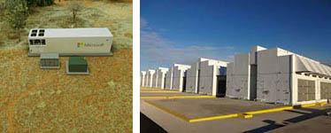 data center modulables