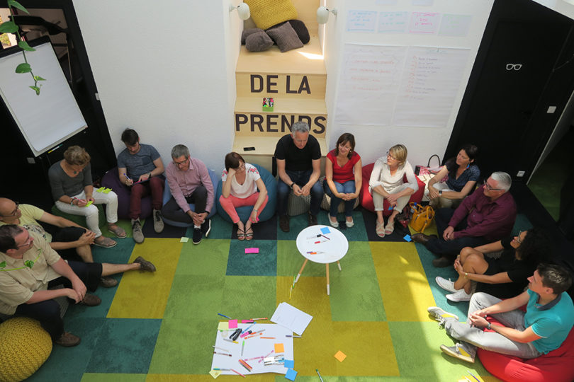 Forum ouvert sur la formation chez Voyelle