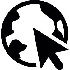 icone site web